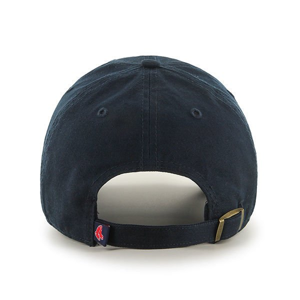 CZAPKA Z DASZKIEM 47 brand MLB Boston Red Sox CLEAN UP navy