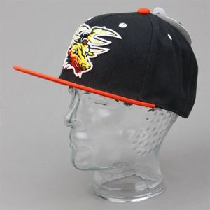Czapka NEFF F13 Buck Wild Black Orange