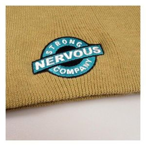 Czapka Nervous F12 Bean. Label Gold