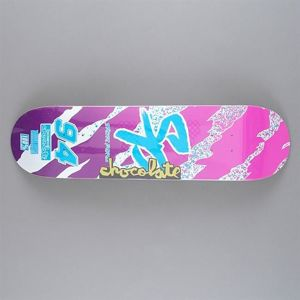 DECK CHOCOLATE PEREZ BRAAAP 8,25""