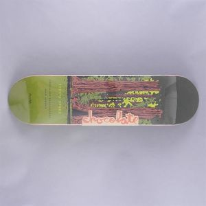 DECK CHOCOLATE PEREZ PARK SERVICE 8,0