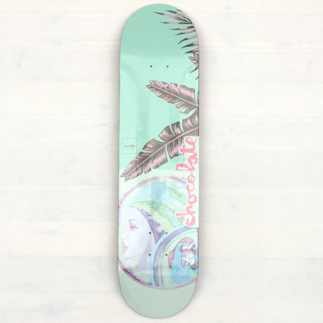 Deck Chocolate Alvarez Tropicalia 8.0
