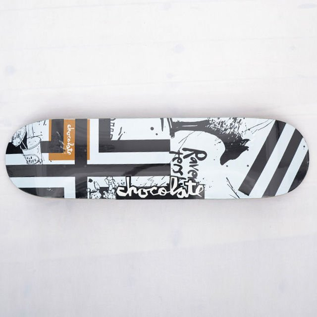 Deck Chocolate Tershy Hecox 8.5