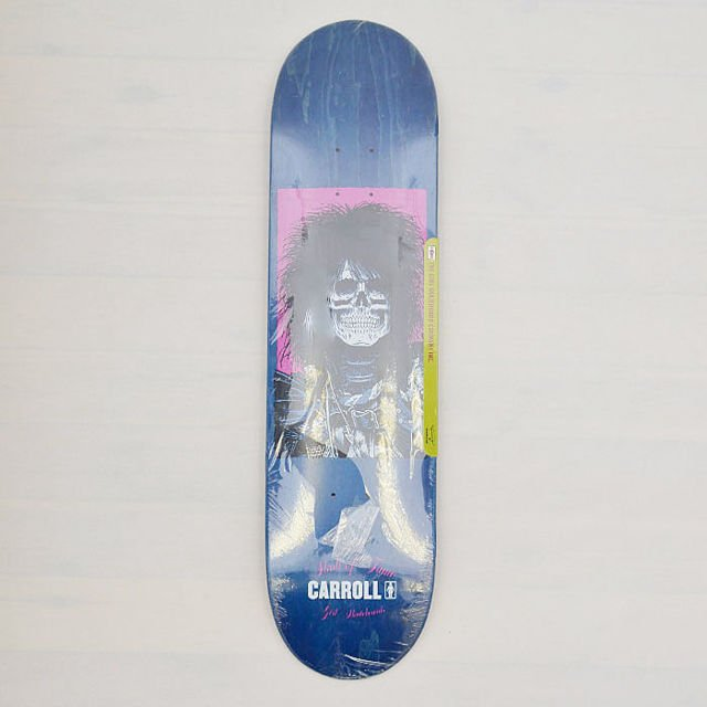 Deck Girl Carroll Skull Fame 8,125