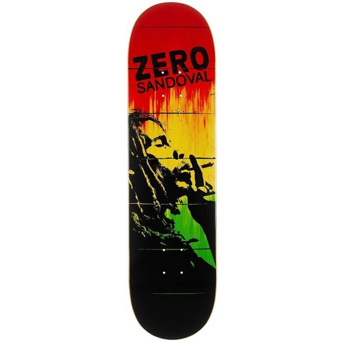Deska Zero Sandoval Bruning It multicolor