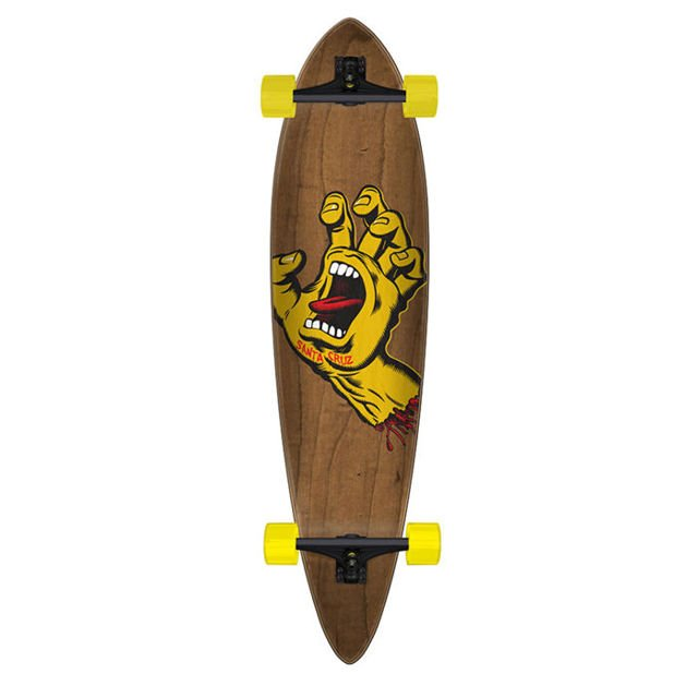 Deskorolka Cruzer Santa Cruz Screaming Hand Pintail 9.58