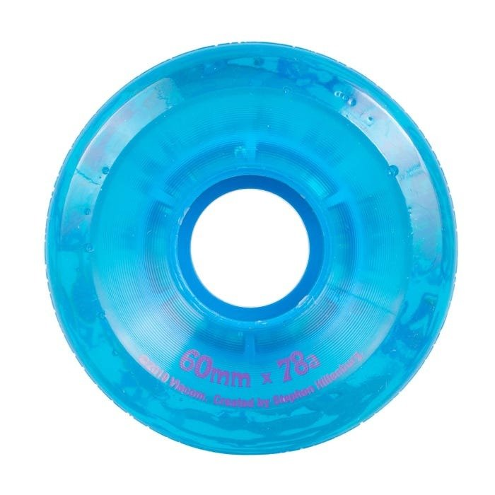 Koła do deskorolki Santa Cruz Jellyfishing Spongbob™ 78A 60mm blue (4szt.)