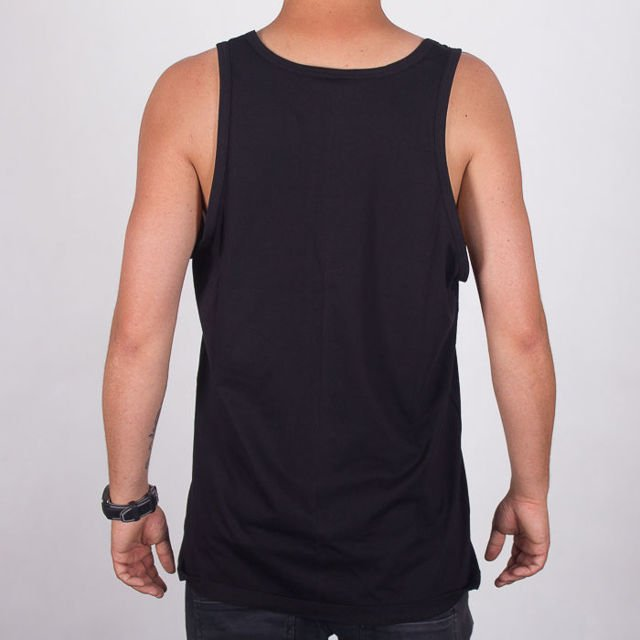 Koszulka Tank Top Mass Base Ss18 Blk