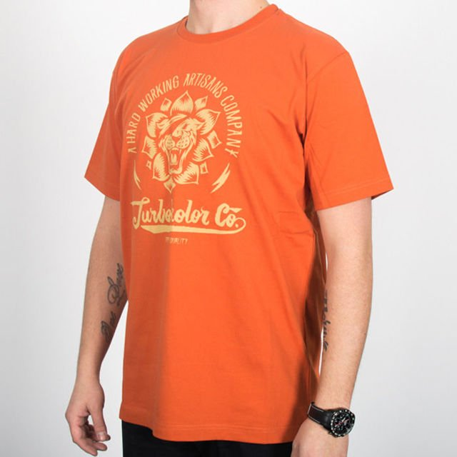 Koszulka Turbokolor ss18 Lotos Orange