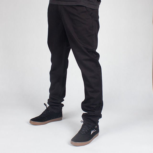Spodnie Nervous Sp18 Chino Blk