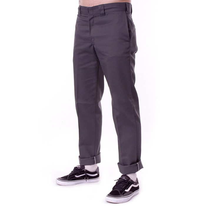 Spodnie męskie Dickies 874CH Work Pant Original Fit black charcoal