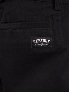 Szorty Nervous SP14 Chino Black