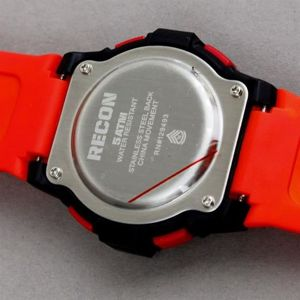 Zegarek NEFF Recon Red Black