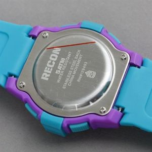 Zegarek NEFF Recon Teal Purple
