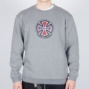 Bluza Independent Sp18 Crew Truck Co Dk/Ht