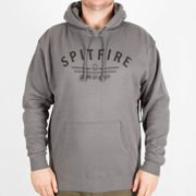Bluza Spitfire HD Brn Division Chrcl/Blk