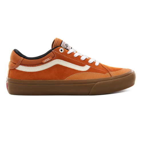 Buty męskie Vans TNT Advanced Pro (Gum) golden oak / true white (VN0A3TJXV0L)