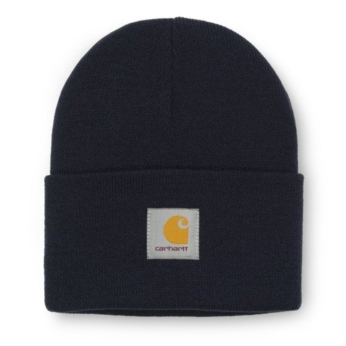 Czapka zimowa Carhartt WIP Watch Hat dark navy